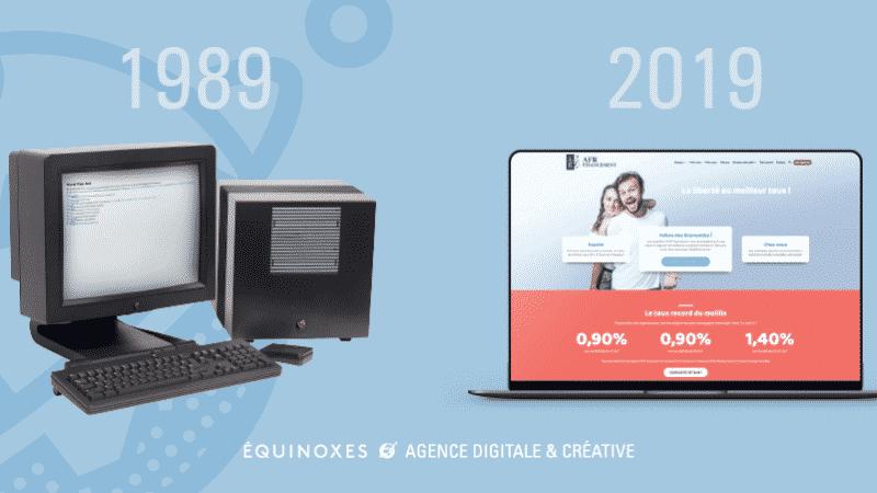 30 ans du web equinoxes AFR