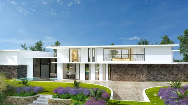 Images de synthèse pour un promoteur immobilier