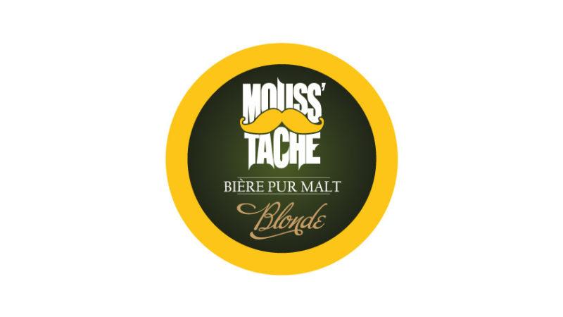 Bière Mouss'tache