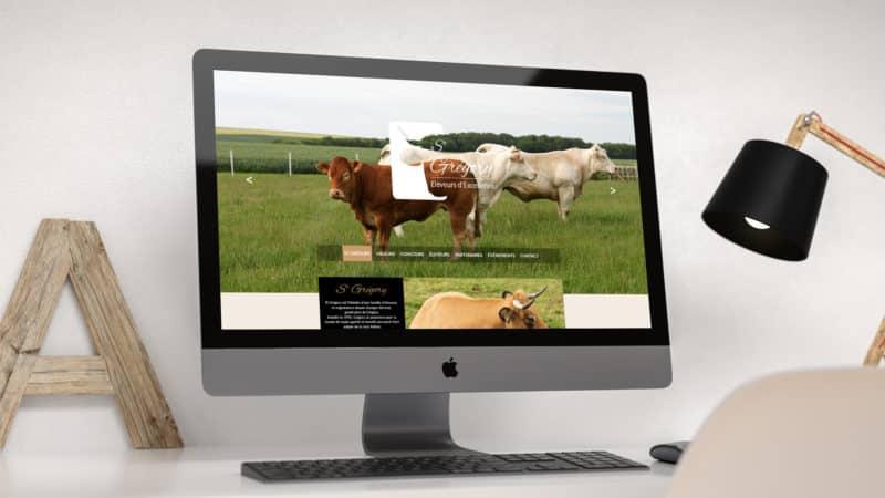 Nouveau site internet pour St Grégory