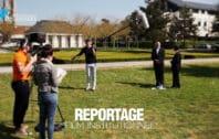 Production audiovisuelle - clip reportage, fond vert, motion design, évènementiel, captation régie multicam, vidéo 360