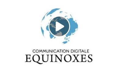 Vidéo travelling agence de communication Equinoxes