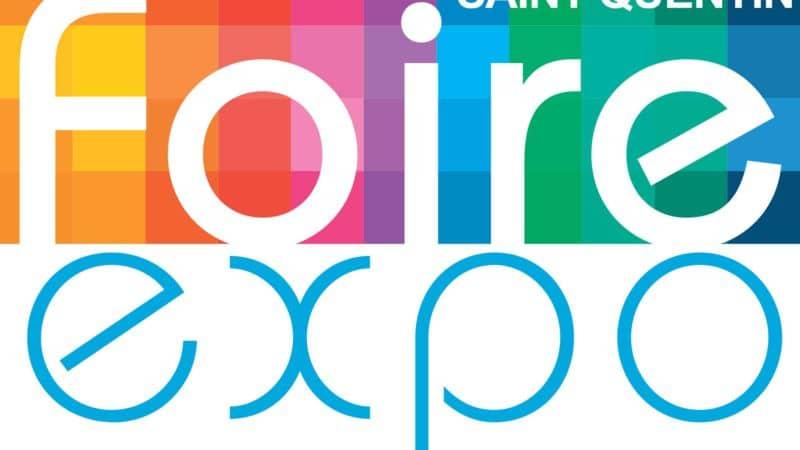 Logo officiel – Foire expo de Saint-Quentin