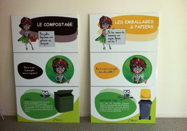 panneaux St Quentin