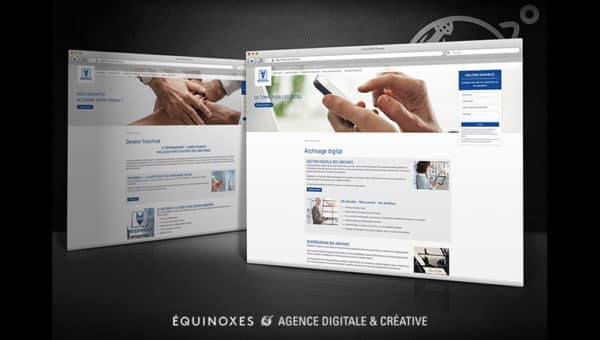 reisswolf agence de communication equinoxes site