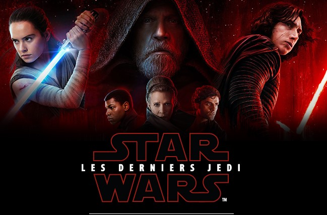 projection privée star wars épisode VIII