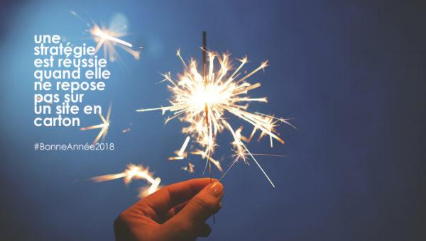 vœux digitaux 2018