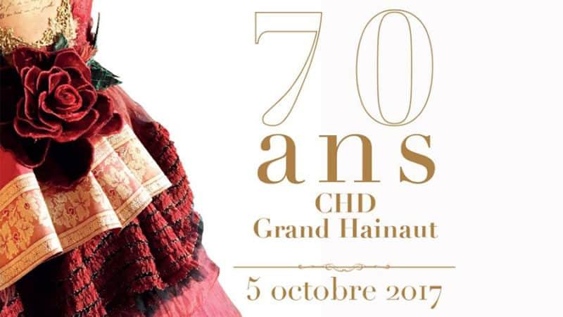 70 ans CHD Grand Hainaut